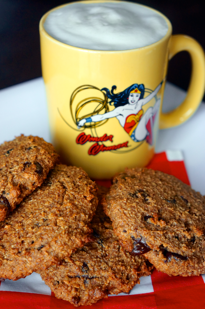 paleo breakfast cookie, paleo cookies, gluten free cookies, grain free cookie