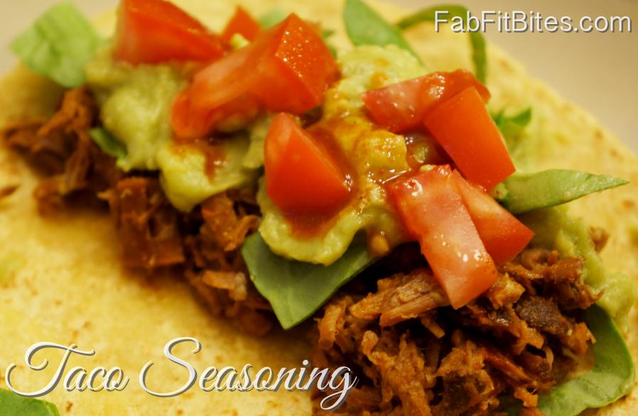taco seasoning mix, homemade taco seasoning, leftover tacos